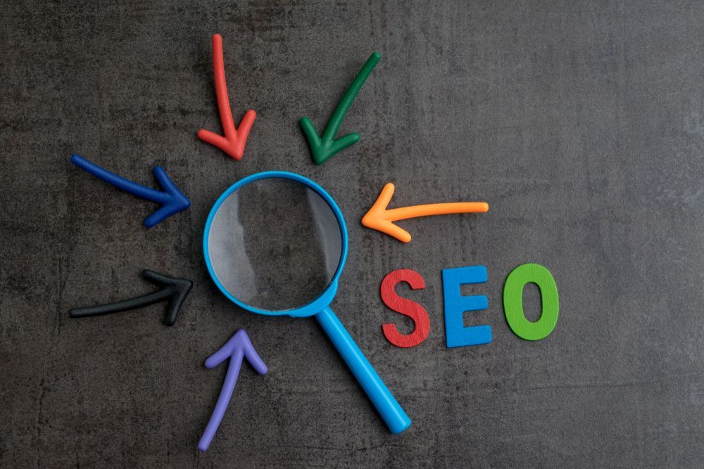 Quick guide to SEO