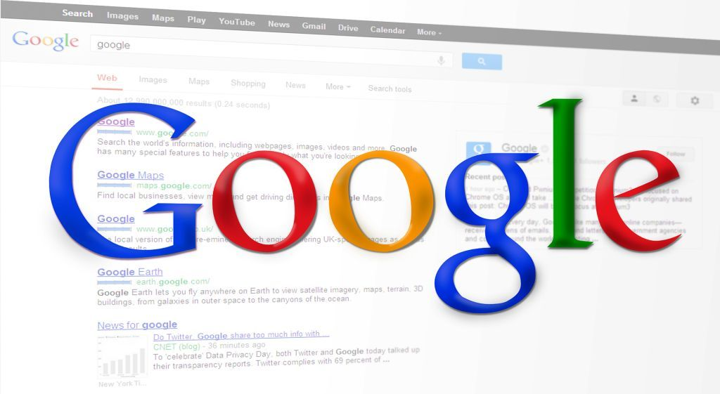 Indexing and ranking on Google